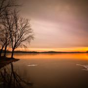 lake-wisconsin-sunset