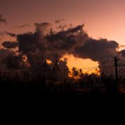sunset-fence