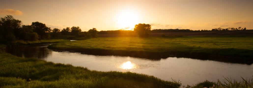 Sundown on the Badfish